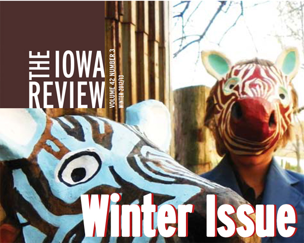 Iowa Review winter