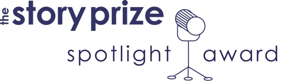 Spotlight award-blue