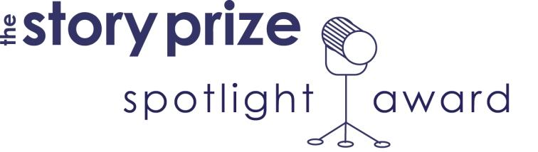 Spotlight award-blue